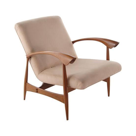 Cadeira Anos 50 Rayma Poltronas